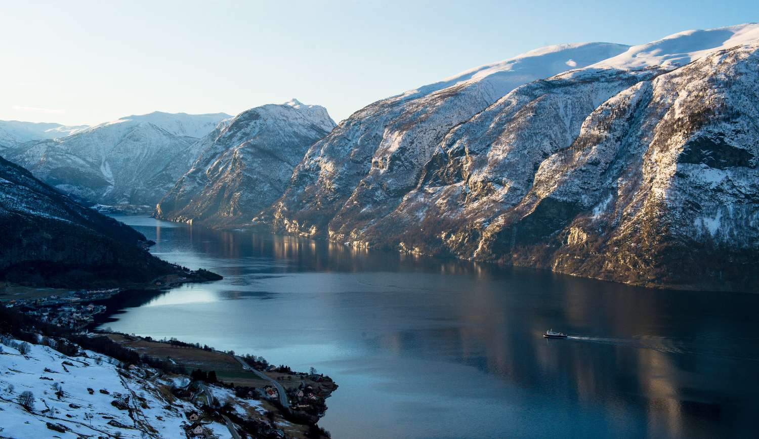 Things to do in Bergen - visit the fjords