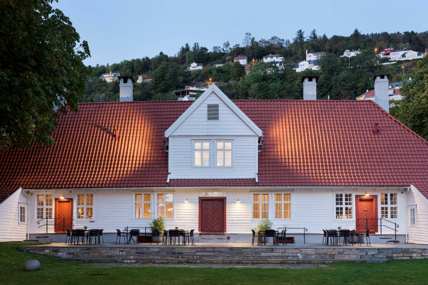 Villa Terminus - an unique place to stay in Bergen city center