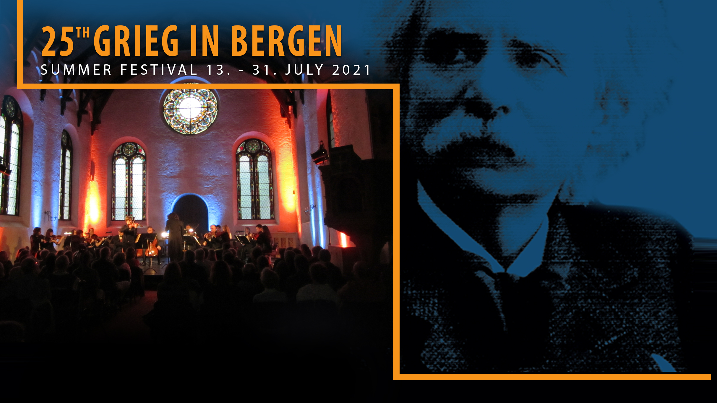 20. Grieg in Bergen festival   Konzert   visitBergen.com