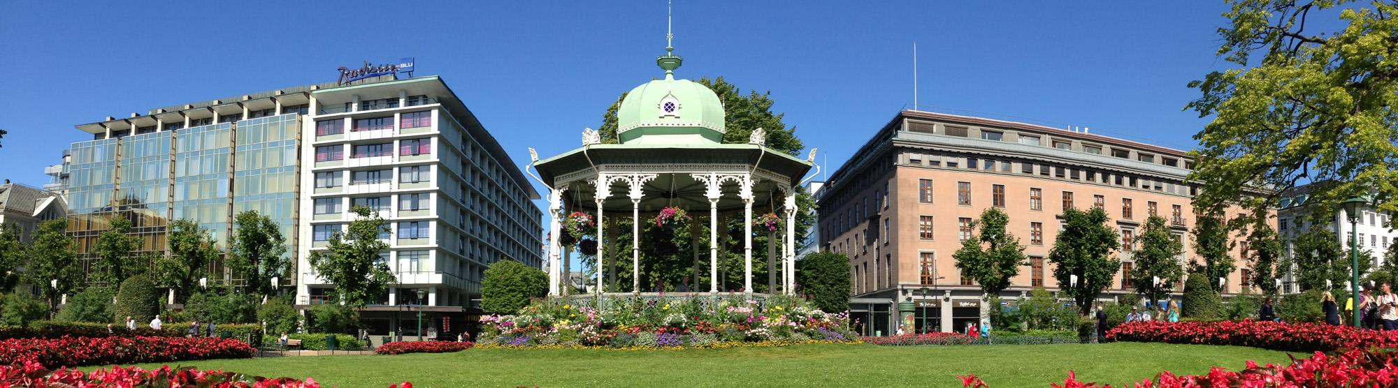 Bergen offers a large selection of accommodation in all categories.