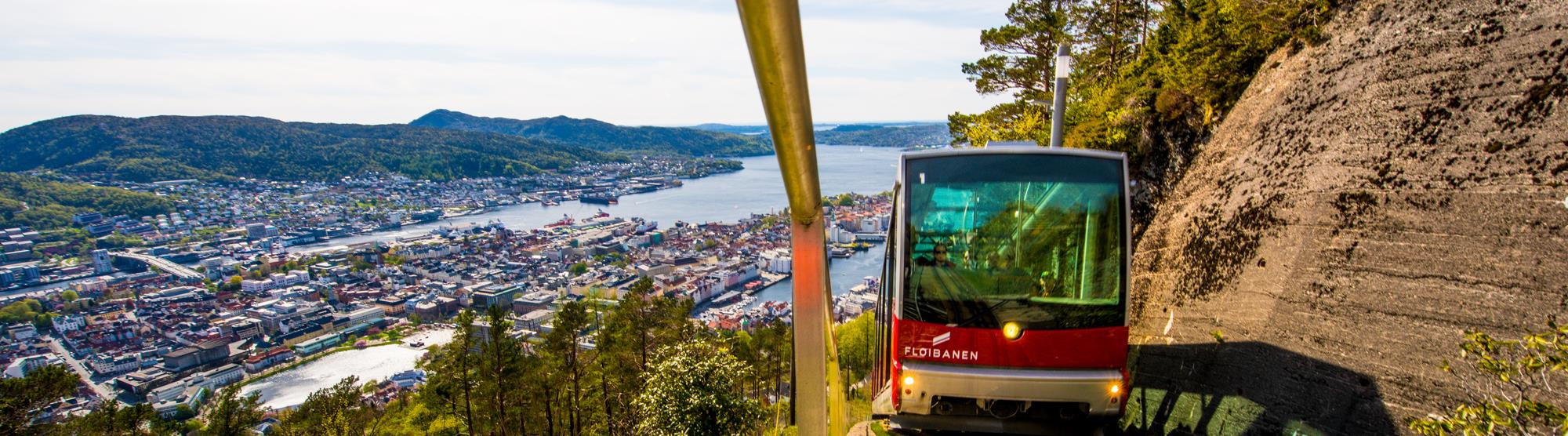 A weekend with kids in Bergen