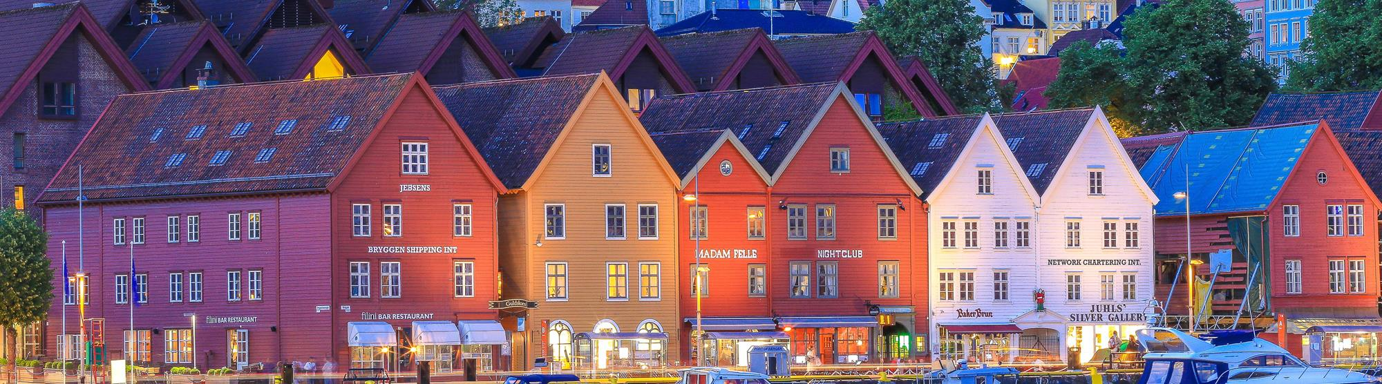 Hanseatic days in Bergen 2016