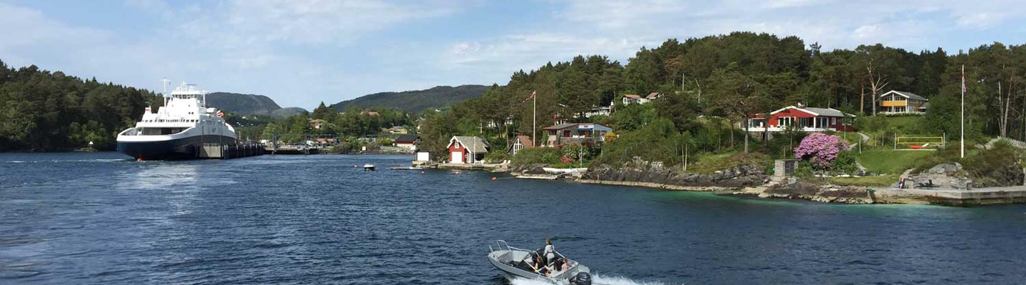 How to get from Stavanger to Bergen