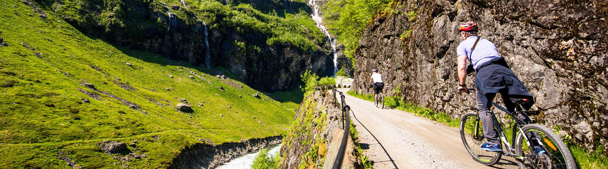 Cycling in Bergen and the region