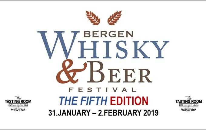 Bergen International Whisky & Beer Festival 2018