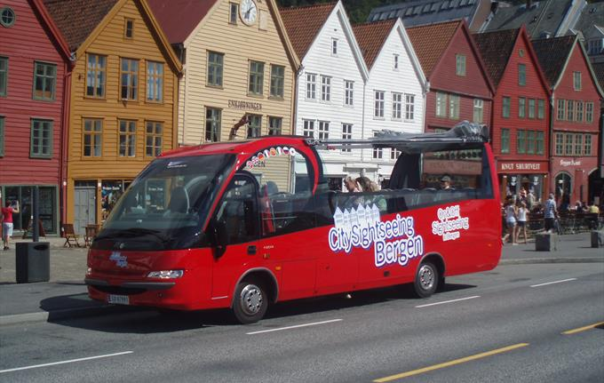City Sightseeing Bergen AS