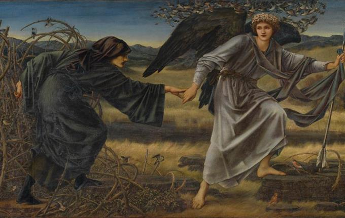 Edward Burne-Jones: The Pre-Raphaelites and the North