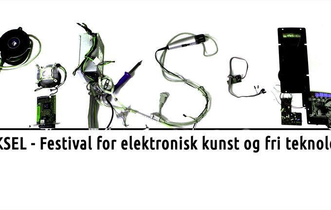Piksel - festival for electronic art and technological freedom